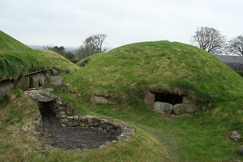 Faery mound